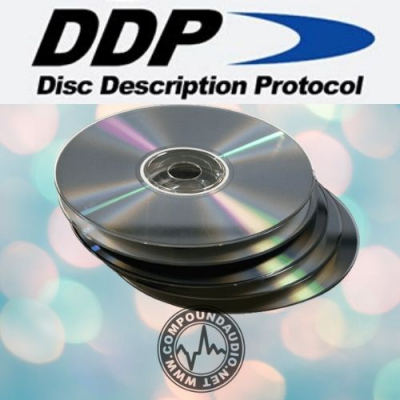DDP Mastering