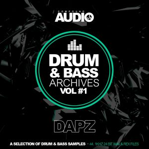 DRUM AND BASS ARCHIVES VOL1