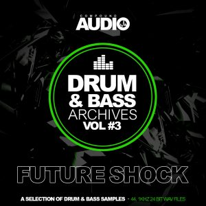 DRUM AND BASS ARCHIVES VOL3