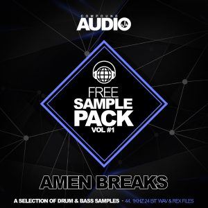 DRUM AND BASS AMEN FREE SAMPLE PACK VOL1 1