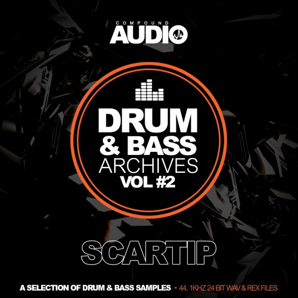 DRUM AND BASS ARCHIVES VOL2